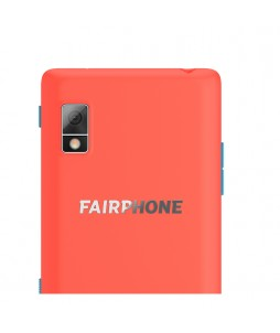 Coque slim rouge Fairphone 2