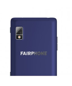 Coque slim indigo Fairphone 2