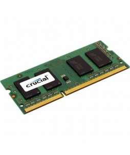 Crucial 8GB SO-DDR3L 1600 MHz 204-Pin Memory