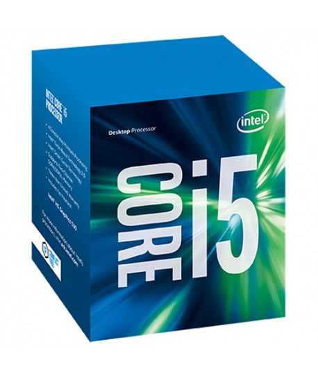 processeur Intel core i5-7500T