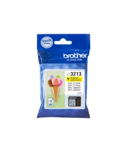 Brother Patrone LC-3213Y, Gelb