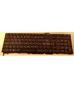 Clavier AZERTY P775DM3