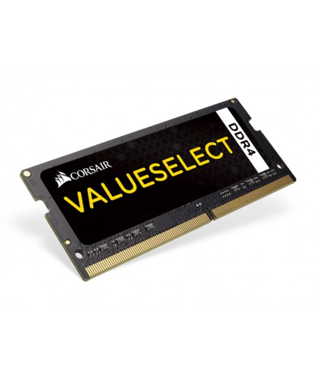 Mémoire 16 GB Corsair ValueSelect SO-DDR4 2133MHz 1.2V