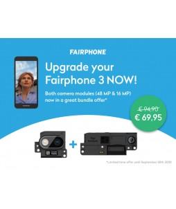 Upgrade Fairphone 3