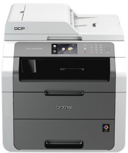 Imprimante laser couleur Brother DCP-9020CDW