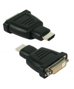Roline HDMI male - DVI-D female Adapter