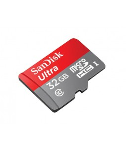 SanDisk Carte microSDHC Ultra UHS-I A1 32 GB